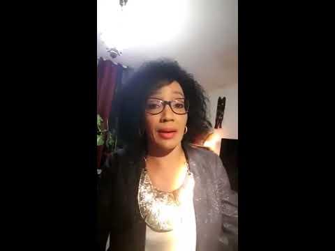 Helene Della Chaupin soeur de Jules Diop soutient Amy collé: « Macky ounk dafa tané, djikoy... »