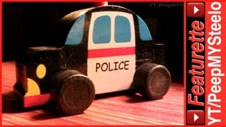 Wooden Toy Police Cars For Kids For Sale Cheap At Discount Childrens Toys Prices Locally & Online