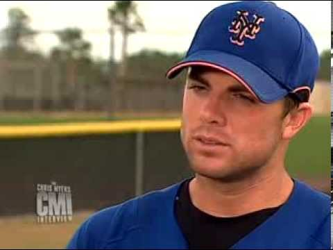 Chris Myers interviews David Wright