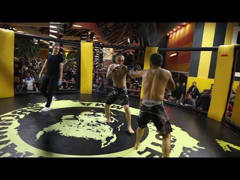 Колизей: Битва Чемпионов 9: Муиз Таваллоев (Таджикистан) vs. Нурсултан Носиров (Кыргызстан) | 66 кг