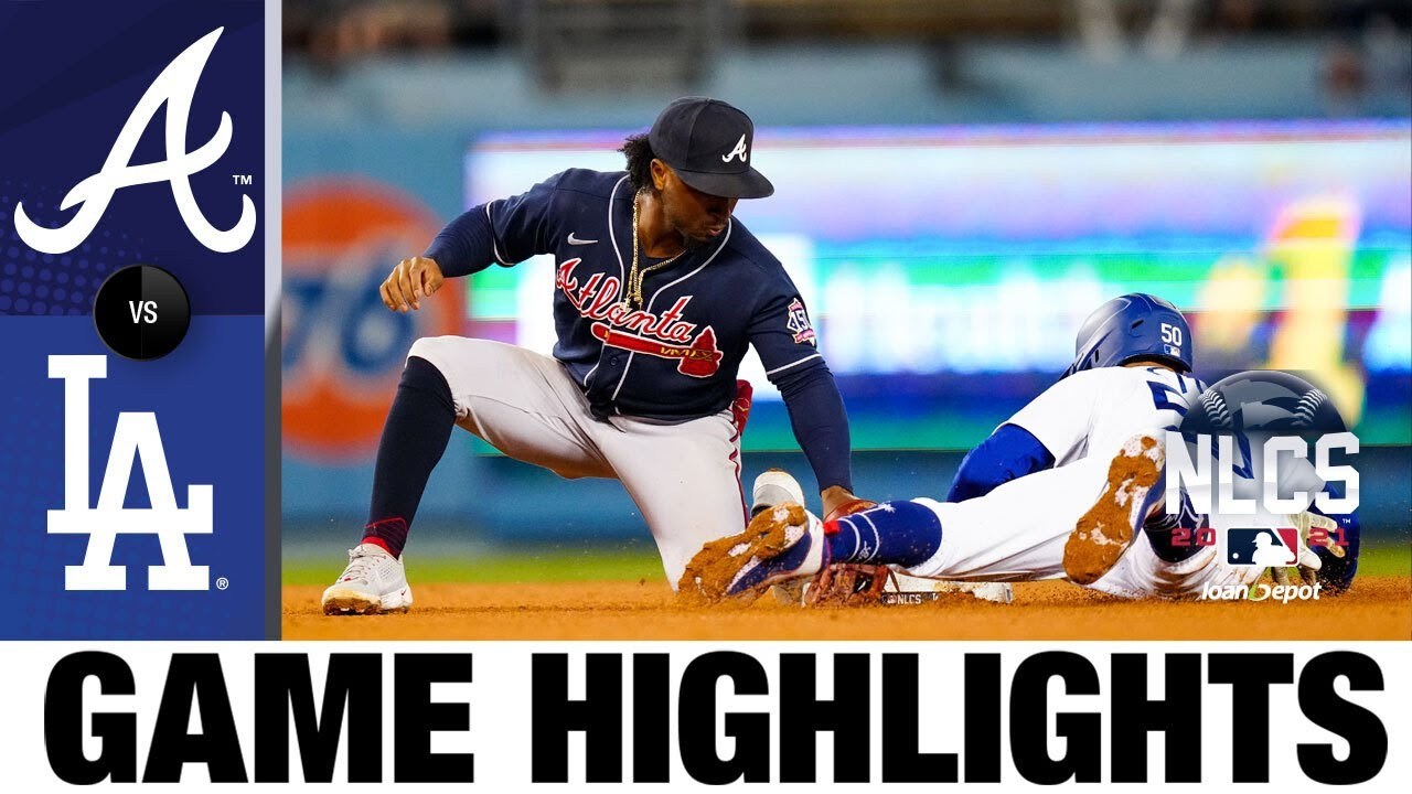 Download Braves vs. Dodgers NLCS Game 5 Highlights (10/21/21) | MLB Highlights