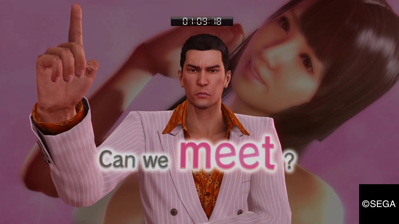 Yakuza 0 dating riku in Australia
