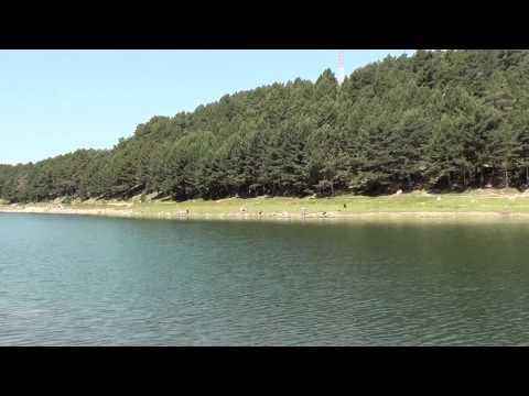 VACANCES 2012 - 20/07 - Lac d'Engolasters + Sant Miquel d'Engolasters