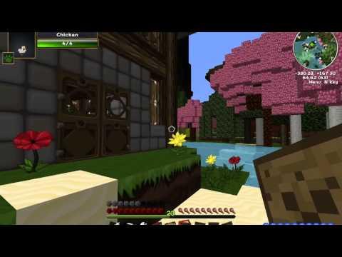minecraft world INTRO YEAH