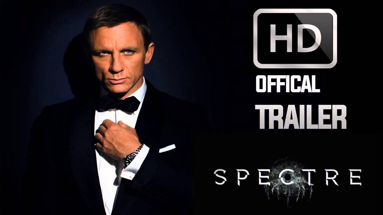 Lançado trailer do novo filme de Bond, James Bond
