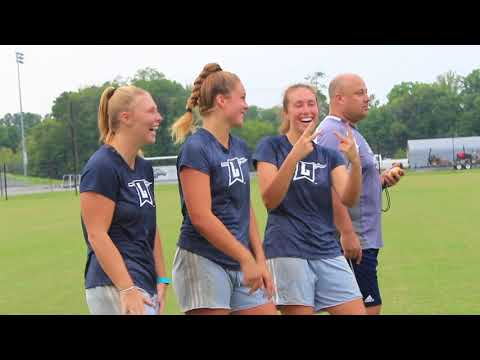 Longwood University Women's Soccer Sights & Sounds