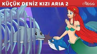 Adisebaba Çizgi Film Masallar - Küçük Deniz Kızı 2 Baby Shark