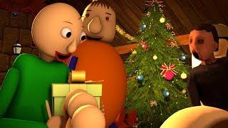 [SFM Baldi's Basics] Baldi's Christmas