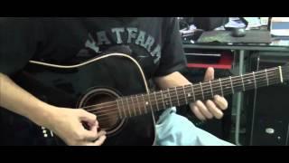 Guitar cover by lopnhacanhngoc - Thú Yêu Thương