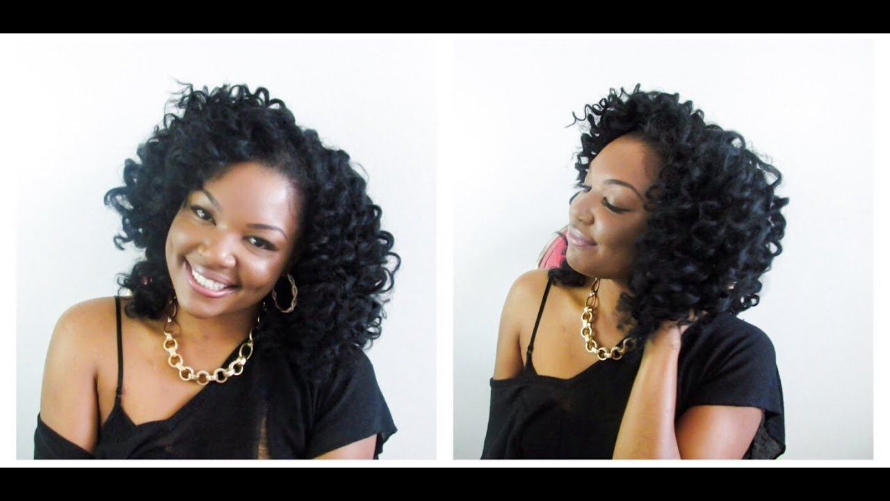 Crochet Braids Youtube : Refresh your Crochet Braids - YouTube