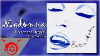 Madonna - Deeper and Deeper (Audio)