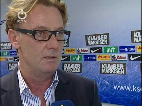 Ksc Pressekonferenz Neuer Hauptsponsor Klaiber Markisen