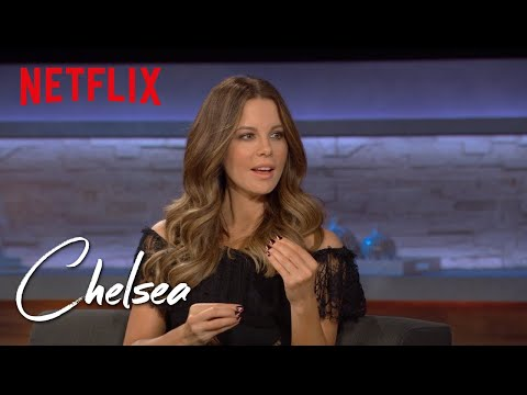 Kate Beckinsale Shares Her Thoughts on CoParenting & Body   Chelsea  Netflix