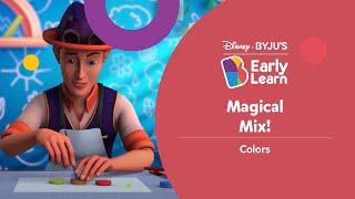 Magical Mix! | Colors | DBEL - KG