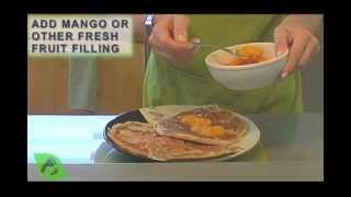Living Green With Baby: Buttermilk Banana Pancakes
