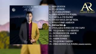 Alexis Rubio - Renacer (2017)