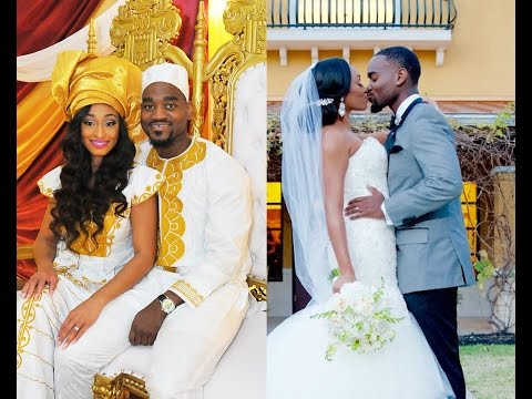 Wedding Vlog: My Wedding! 1 Weekend 2 Weddings   Traditional Cameroonian Wedding & American Wedding