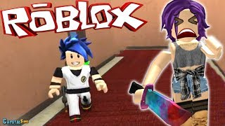 I GET THE WRONG MOVE? MURDER MYSTERY ROBLOX CRISTALSIMS