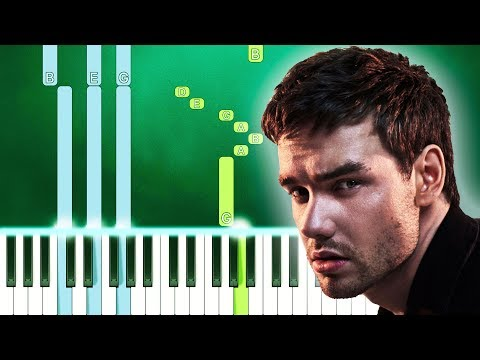 Liam Payne, Cheat Codes - Live Forever (Piano Tutorial Easy) By MUSICHELP