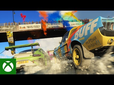 Dirt 5 | Official Announce Trailer