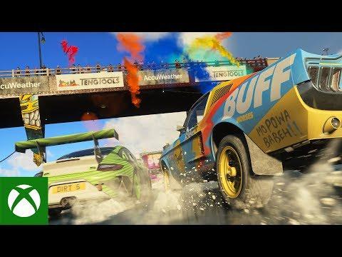 Dirt 5   Official Announce Trailer