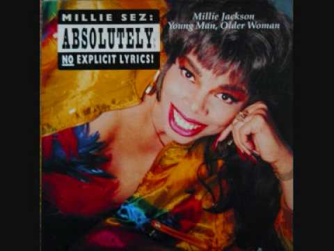 """★ Millie Jackson ★ Taking My Life Back ★ [1991] ★ """"Young Man, Older Woman"""" ★"""
