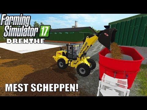 'MEST SCHEPPEN!' Farming Simulator 17 Drenthe #18 thumbnail