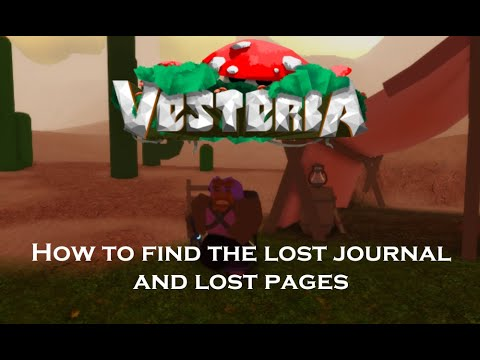 How To Find The Lost Journal Lost Pages And Complete The