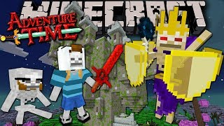 Minecraft: Adventure Time - Lich Wiz Biz - Trapped in Twilight Forest! - Episode 9