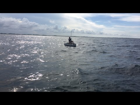 Huge Fish From an Ultra Skiff Offshore Fishing Crazy Livestream