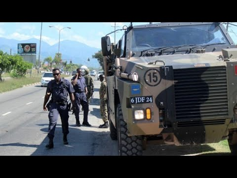 BREAKING NEWS: Spanish Town State Of Emergency Issued. Soilders & Police Out Jamaica News