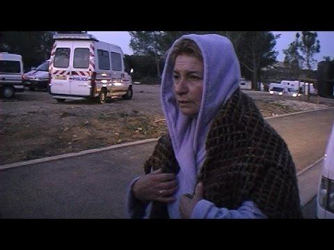 Gitans, Tziganes, Gens du Voyage : le droit de vivre. Les rushes - L'expulsion 2 (2013)