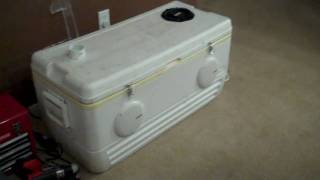 Ice Chest Party Cooler