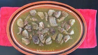 Carne De Puerco Con Salsa Verde (how To)