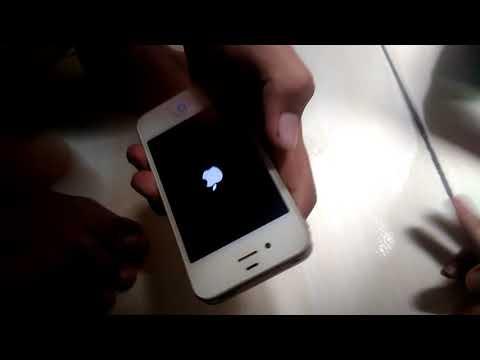 Cara Membuka iPhone yang Disabled atau Lupa Kunci Passcode.