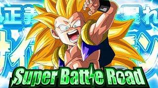 EZA TEQ SSJ3 GOTENKS VS. FUSION CATEGORY SUPER BATTLE ROAD! (DBZ: Dokkan Battle) thumbnail