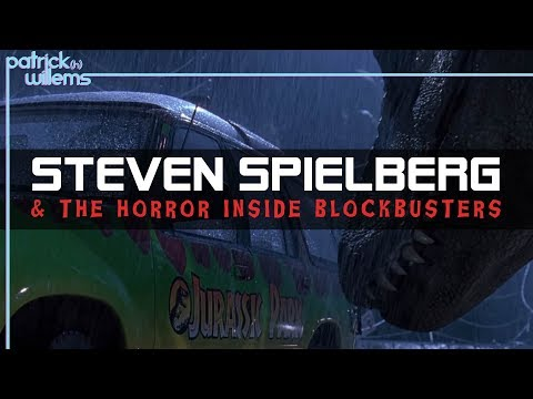 Steven Spielberg & the Horror Inside Blockbusters (video essay)