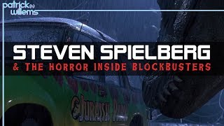 Steven Spielberg & The Horror Inside Blockbusters (video Essay)