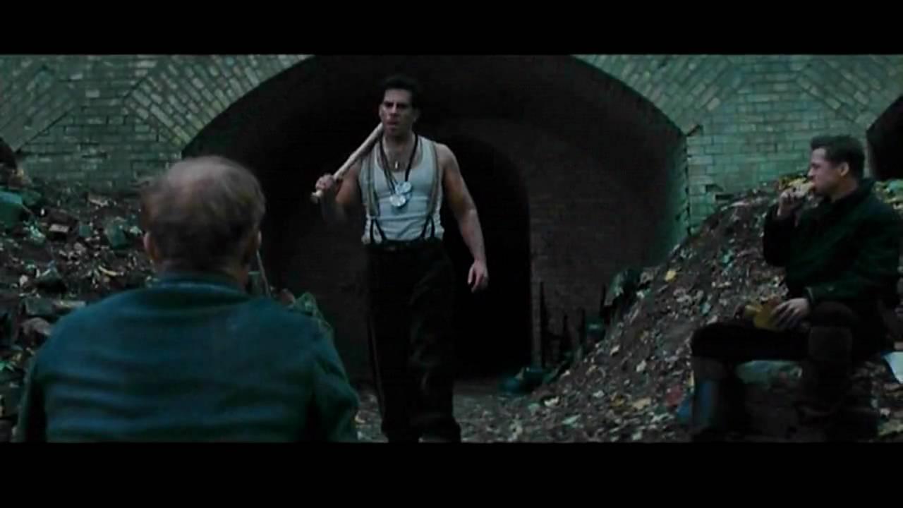 Inglourious Basterds - TV Trailer #2 - YouTube