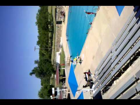 Fort Stockton Tx Swimming Pool Youtube