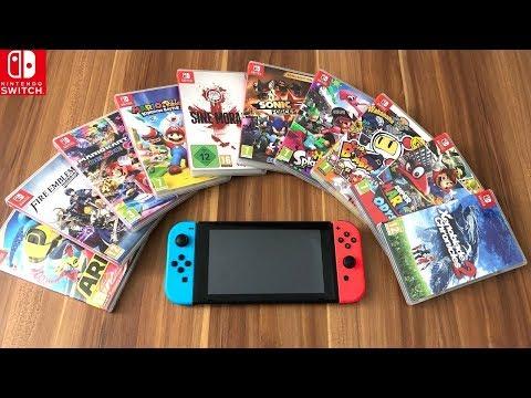 Nintendo Switch - 1 Jahr danach