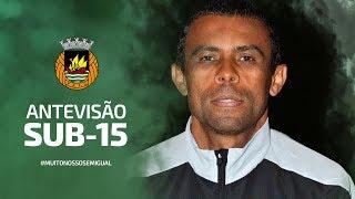 Antevisão Sub-15: Eduardo Bragança