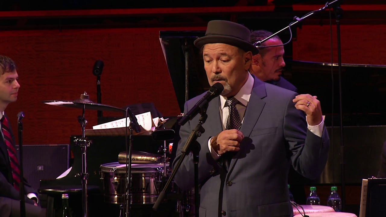 Out now: UNA NOCHE CON RUBÉN BLADES from the Jazz at Lincoln Center Orchestra with Wynton Marsalis