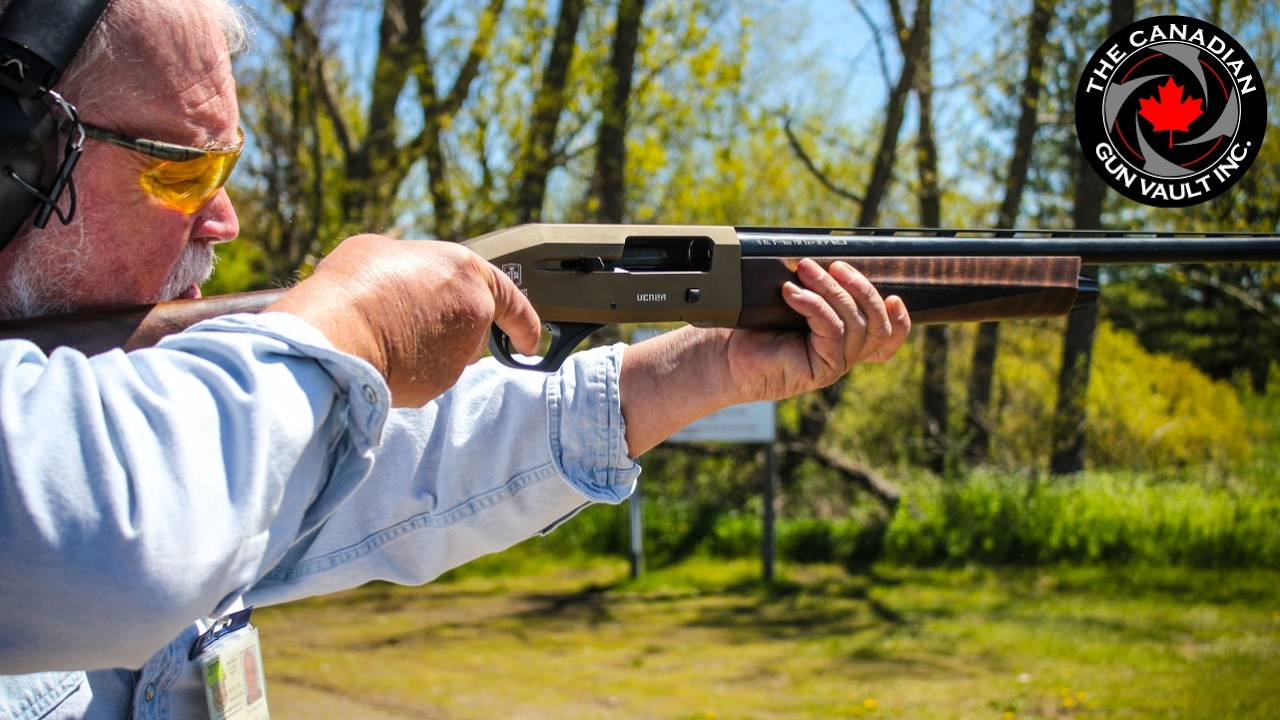 ATA Arms Venza Shotgun - Range Day