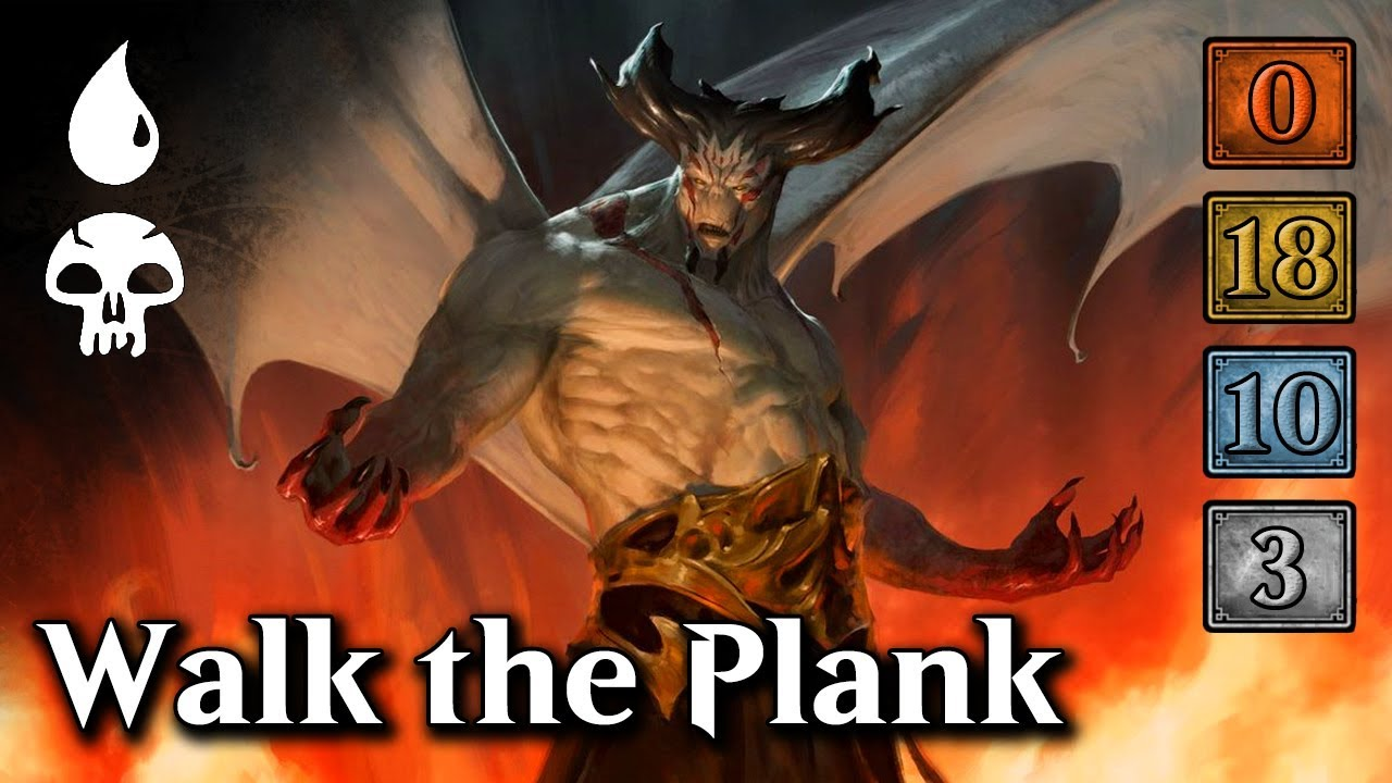 MTG Arena - Upgrading Walk the Plank