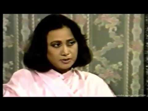 Very old memory With Parveen shakir Interview Pert 1