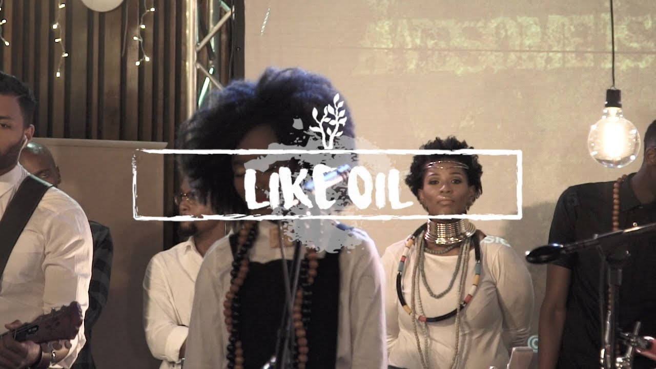 We Will Worship // Like Oil