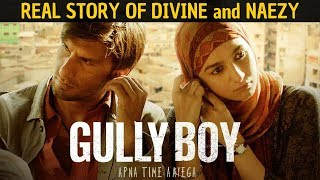 Gully Boy (2019) - REAL STORY | Official Trailer | Ranveer Singh | Alia Bhatt | DIVINE, Naezy
