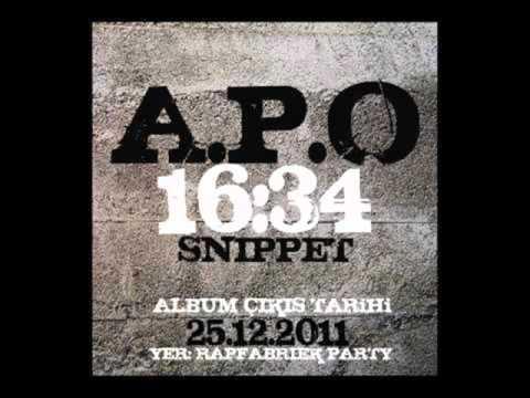 a.p.o 2012 Rap Aşkım feat IQ
