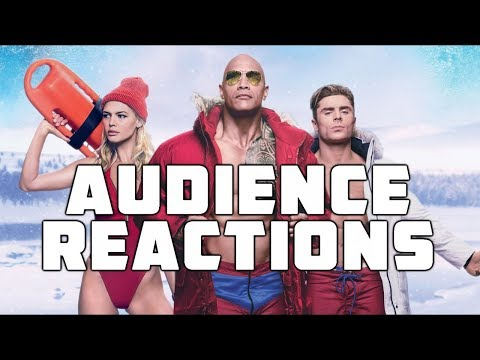 Baywatch {SPOILERS}: Audience Reactions | May 26, 2017